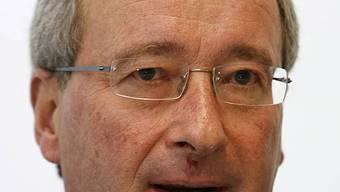 Der ehemalige Bündner Polizeichef Markus Reinhardt (Archiv)