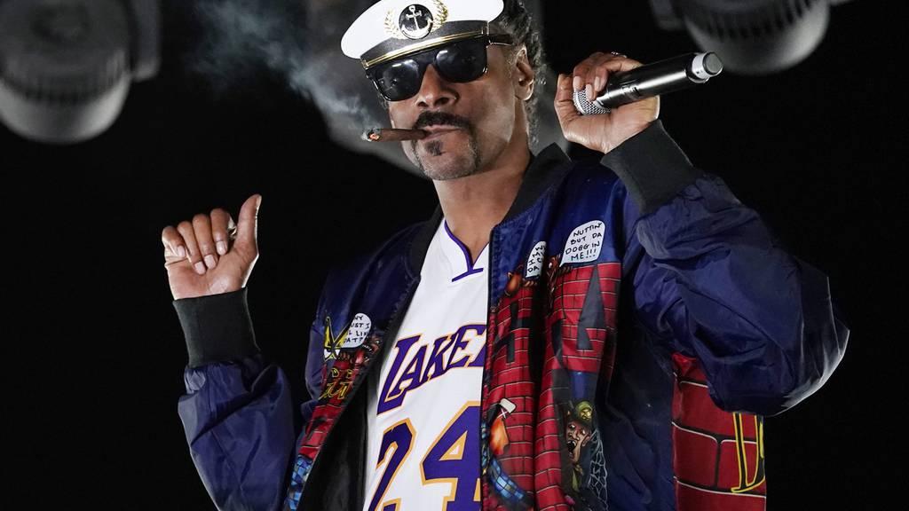Snoop Dogg feiert seinen 50. Geburtstag