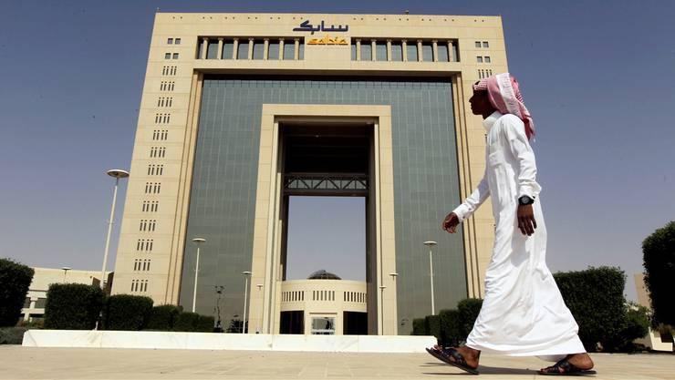 Was einst in einem Fischerdorf begann, ist nun ein weltweit tätiger Chemiekonzern: Die saudische Sabic hat ihren Sitz in der Hauptstadt Riad.Faisal Al Nasser/Reuters