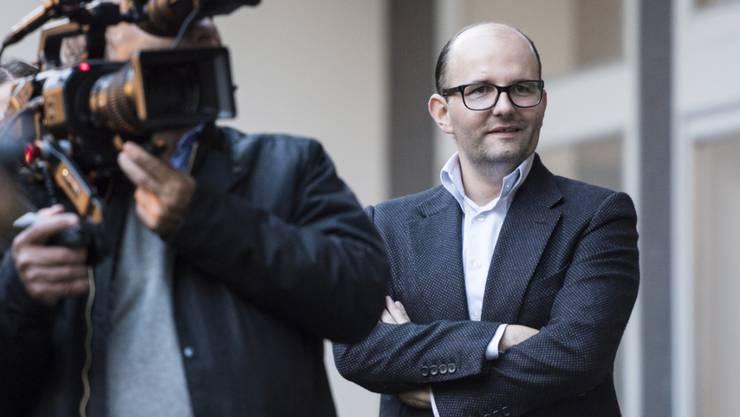 Remo Stoffels Projekte und Finanzen bleiben im Fokus der Justiz und Medien. (Archivfoto)