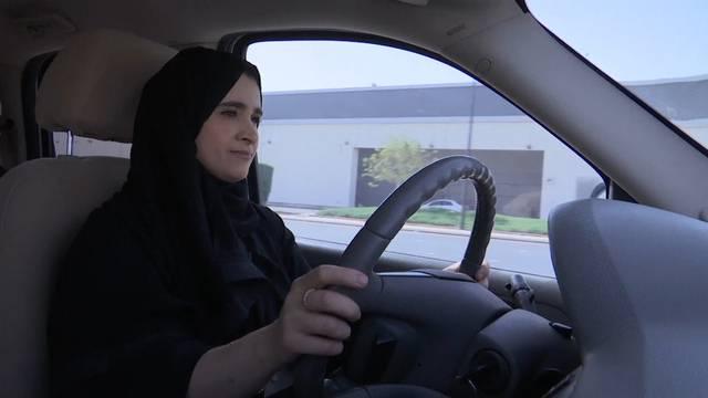 Frauen dürfen in Saudi-Arabien Auto fahren