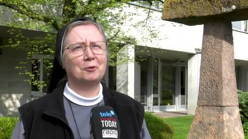 Mirjam Oeschger ist seit 40 Jahren im Kloster Ingenbohl