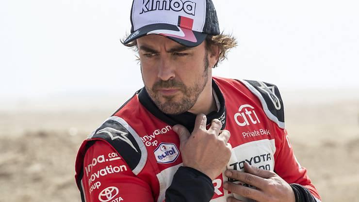 Fernando Alonso kehrt 2021 in die Formel 1 zurück