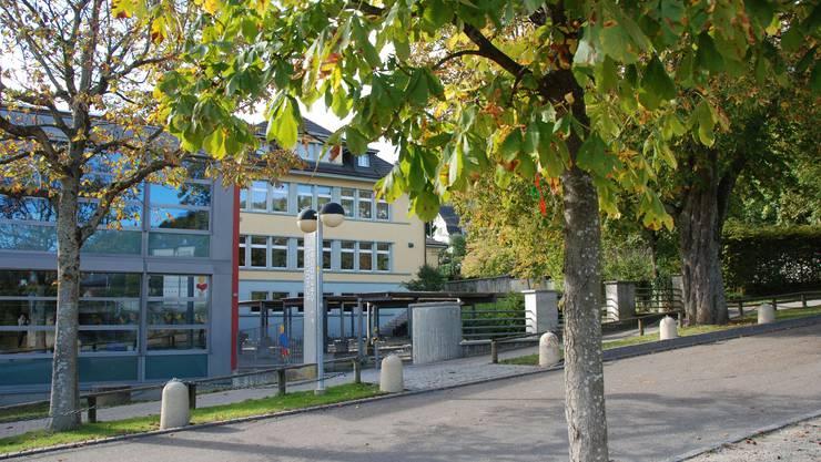 Schulhaus Oberdorf in Oensingen