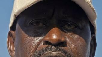 Der unterlegene kenianische Präsidentschaftskandidat Raila Odinga (Archiv)