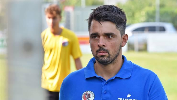 Wangen-Trainer Felipe Giacomini wartet seit vier Spielen auf einen Sieg.