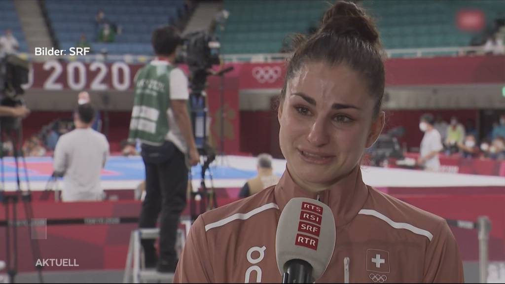 Keine Olympia-Medaille: Bittere Enttäuschung bei Karateka Elena Quirici