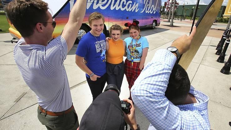 "Die Show ""American Idol"" verleiht RTL Schub. (Archiv)"