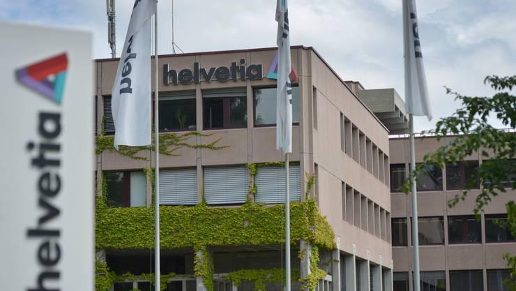 Büros der Helvetia in St. Gallen.
