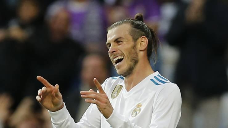 Doppeltorschützeür Real Madrid: Gareth Bale