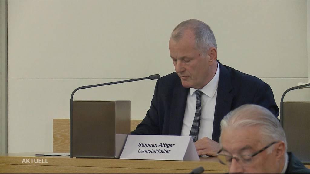 Weiterer Aargauer Regierungsrat erkrankte am Coronavirus