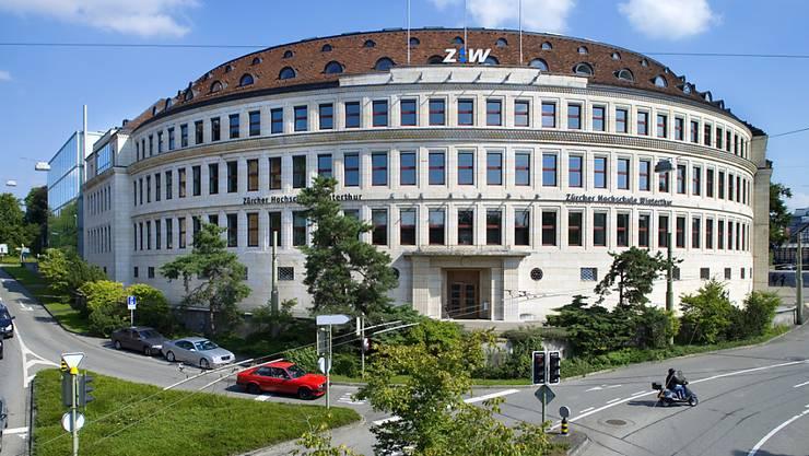 Die Personalkategorien an den Fachhochschulen werden neu organisiert. Im Bild eines der Gebäude der ZHAW in Winterthur.