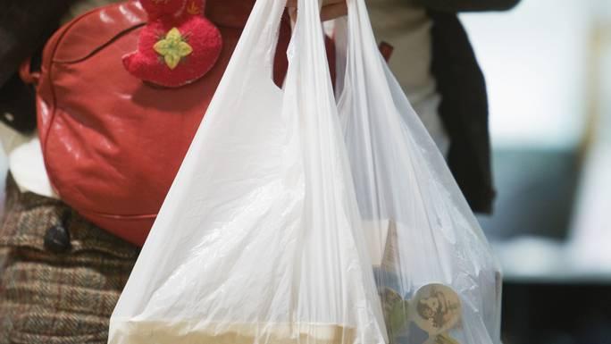 In der Schweiz bereits 2011 per Dekret verboten: Der Plasticksack