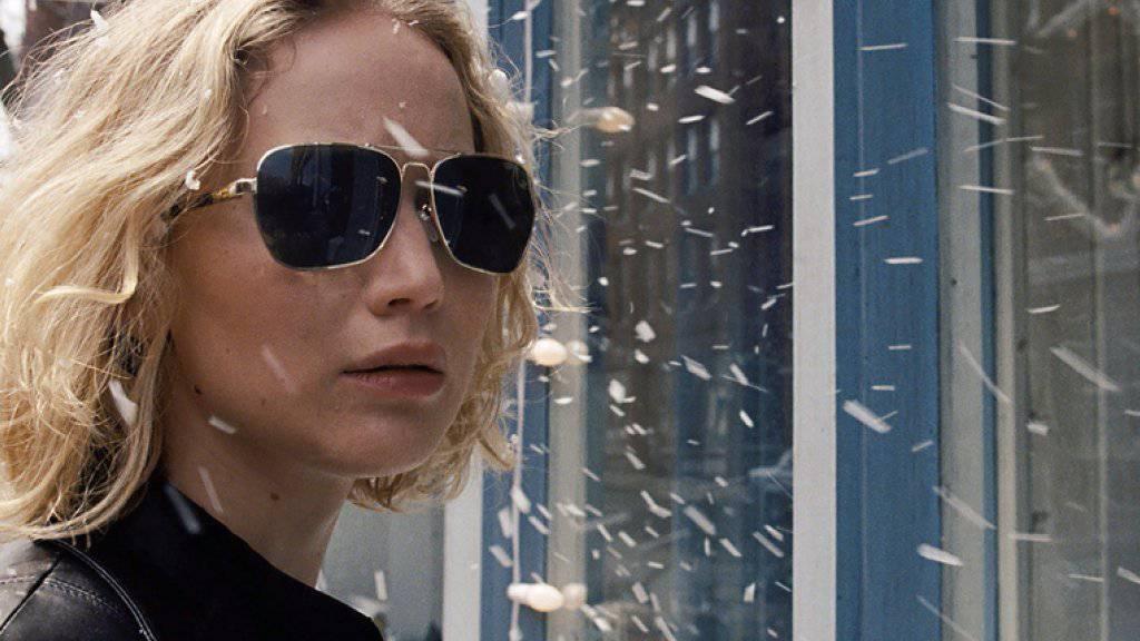 Jennifer Lawrence spielt in David O. Russells Streifen «Joy» die Hauptrolle, weigert sich aber, dafür ein Lied zu singen (Archiv)
