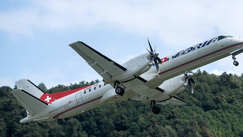 Keine Flüge mehr zwischen Zürich und Lugano