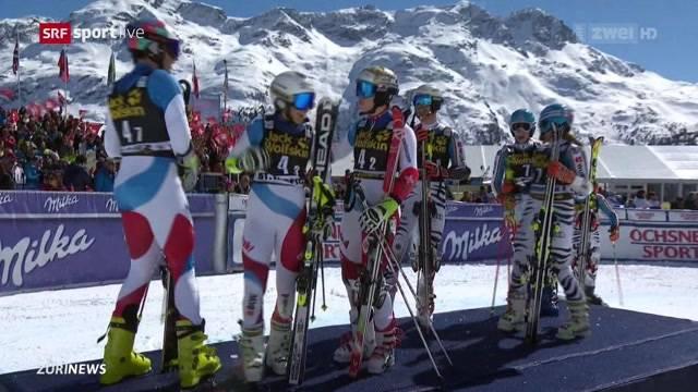 Schweizer Ski-Triumph