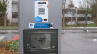 Bald kann man die Parkuhren in Geroldswil digital bezahlen. (Symbolbild)