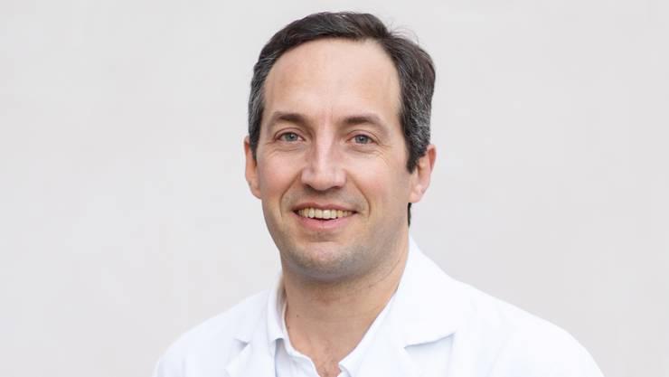 Giacomo Duchini eröffnet eine Dermatologiepraxis in Solothurn.