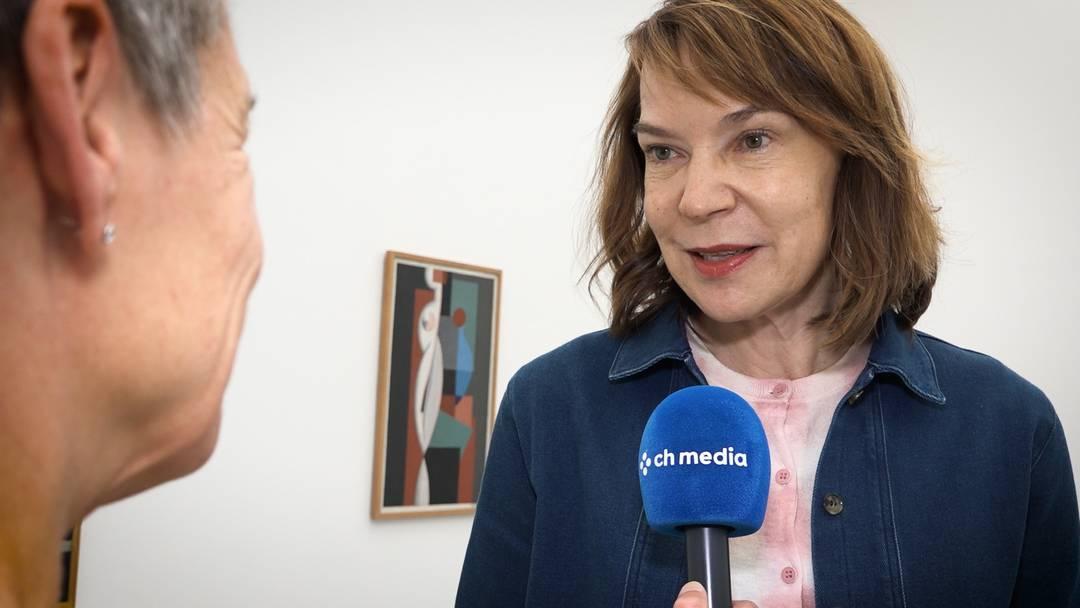 Die abtretende Aargauer Kunsthaus-Direktorin im Video-Interview