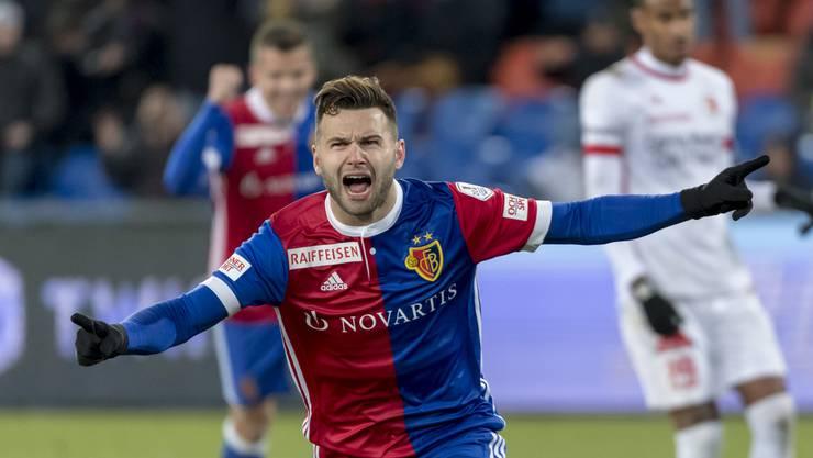 Auch gegen Sion gewann der FC Basel direkt nach einer Nati-Pause.