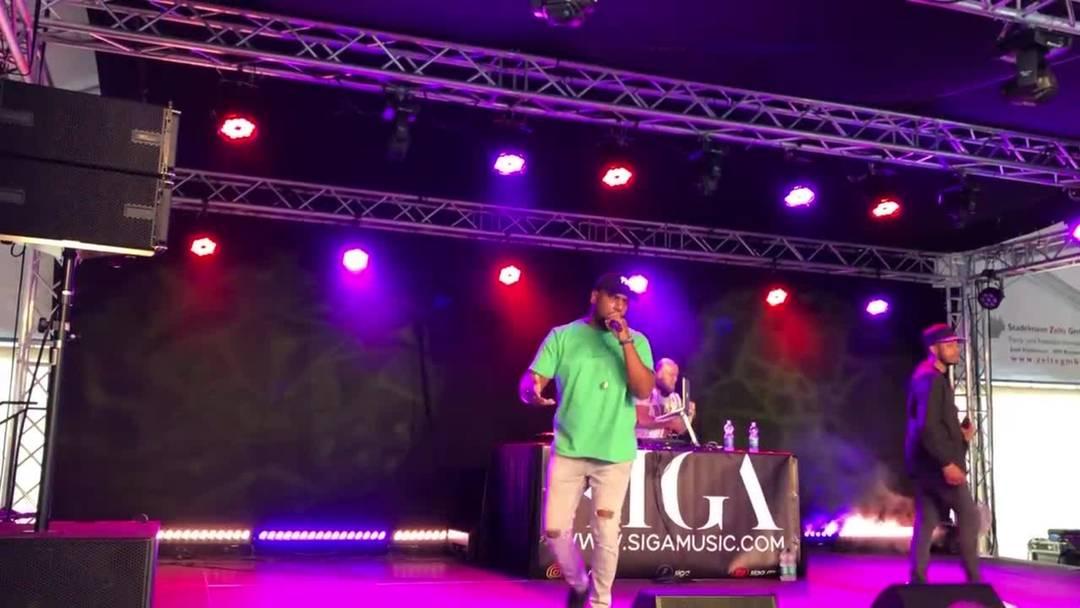 Ein weiterer Ausschnitt aus Siga und Morishs Auftritt am Dietiker Sommerfest 2019