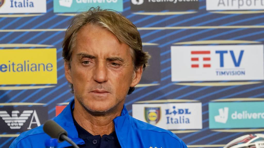 Mancini: «Wir wissen, dass wir kämpfen und rennen müssen»