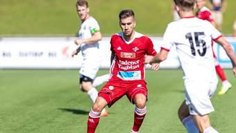 Mit Anfangsschwierigkeiten holt sich der FC Baden die drei Punkte.