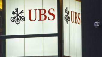 Das Logo der UBS (Archiv)