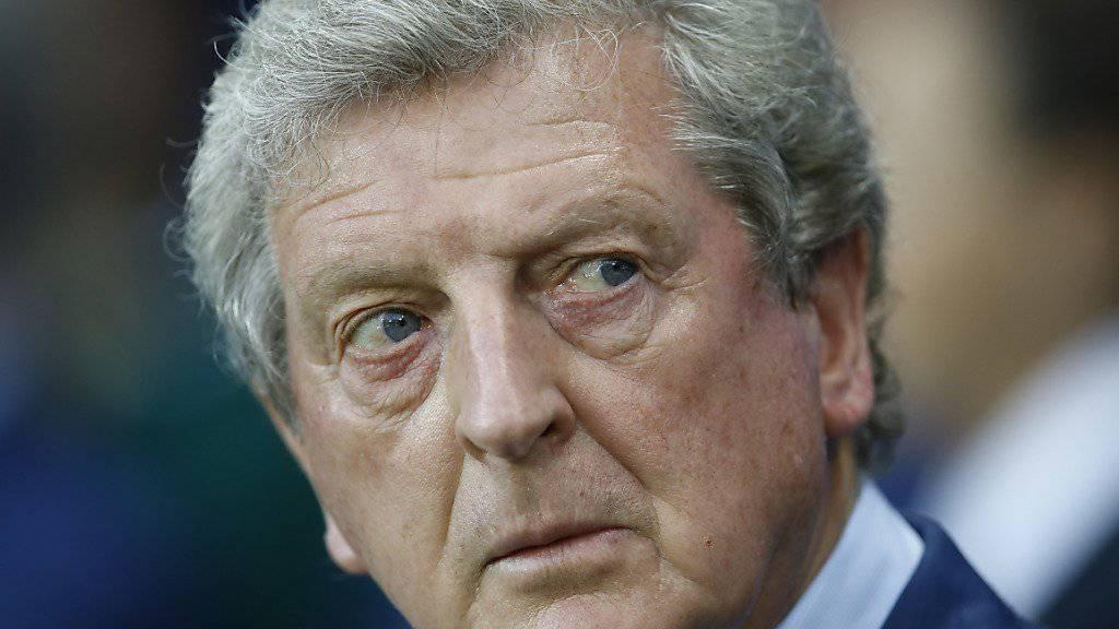 Mit 70 Jahren: Roy Hodgson ist zurück auf der grossen Fussball-Bühne.