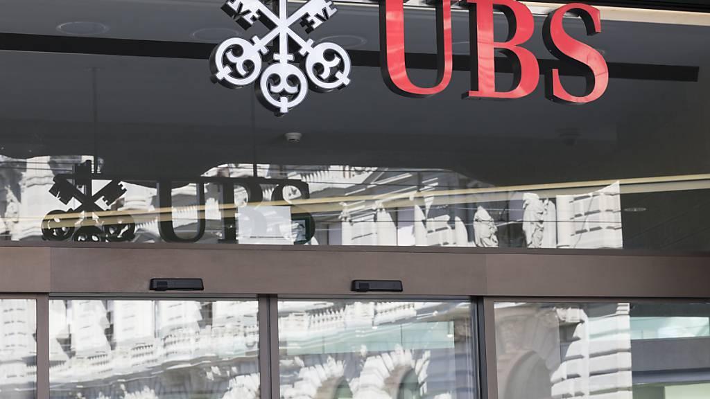 Die grösste Schweizer Bank hat vom guten Marktumfeld profitieren können. (Archiv)