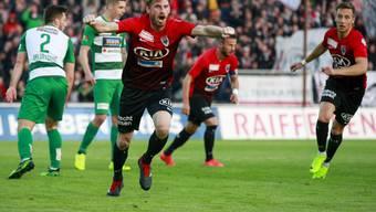 FC Aarau - die Woche der Barrage-Entscheidung