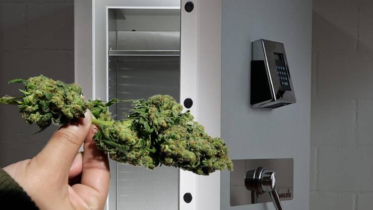 Ein ehemaliger Polizist stand vor Gericht, weil er aus dem Betäubungsmitteltresor der Kantonspolizei insgesamt 87 Gramm beschlagnahmtes Marihuana entwendet haben soll.
