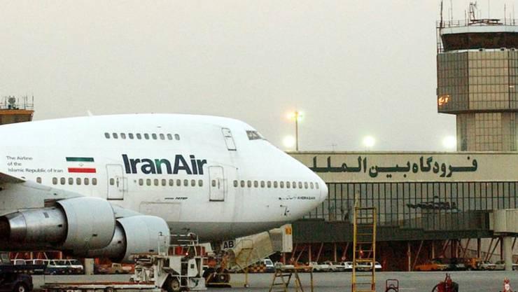 Der Flugzeugbauer Boeing sieht keine Probleme auf den Konzern zukommen, falls die Geschäfte mit Iran aufgrund neuer Sanktionen nicht zustande kämen. (Archivbild)