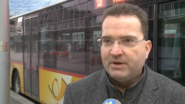 «Der Chauffeur soll möglichst bald wieder zurück in den Fahrdienst»: Patrick Zingg, Leiter Postauto-Region Nordschweiz, über das weitere Vorgehen.