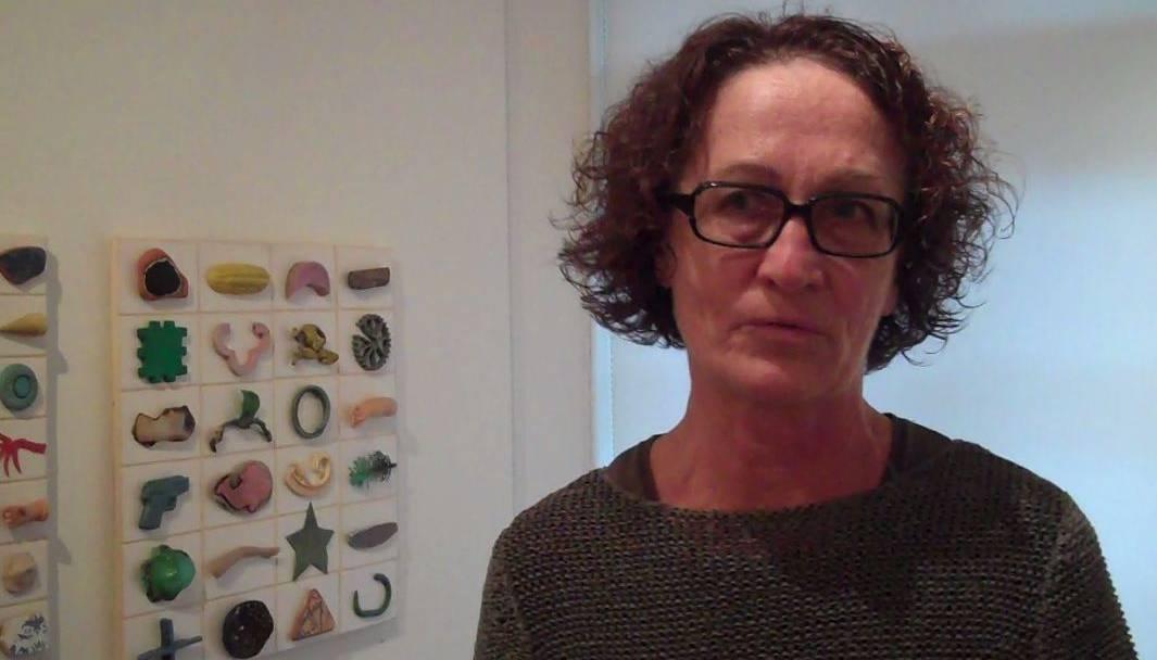 Galerieleiterin Drahu Kohout freut sich auf den Besuch der Primarschüler