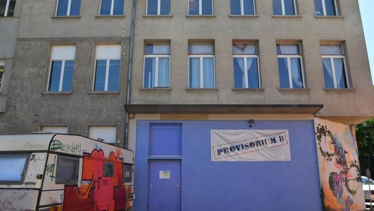 Provisorium 8 in Olten
