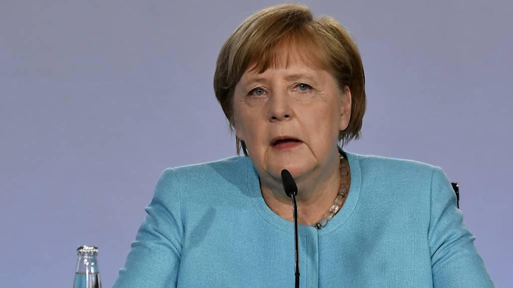 Bessere Pandemie-Vorsorge: Merkel für Schulterschluss in der EU