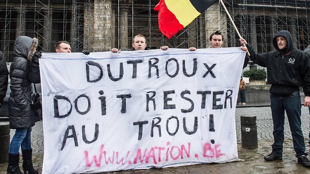 Zustand von Kindermörder Dutroux wird neu bewertet