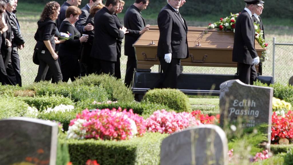 Deutsche Polizei rechnet 30 Todesopfer der Mafia zu
