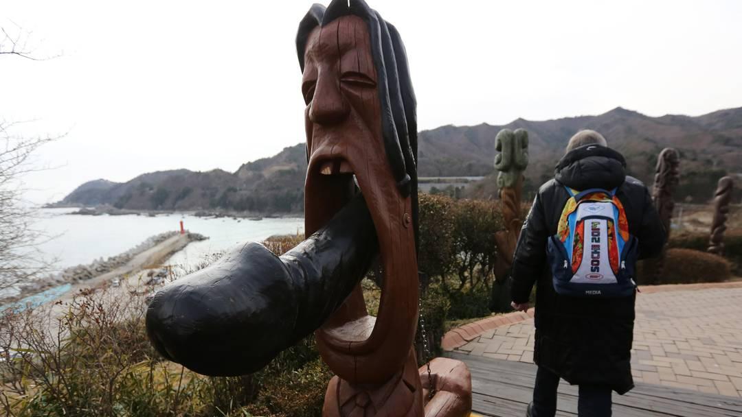 Der Penis-Park im eher prüden Südkorea