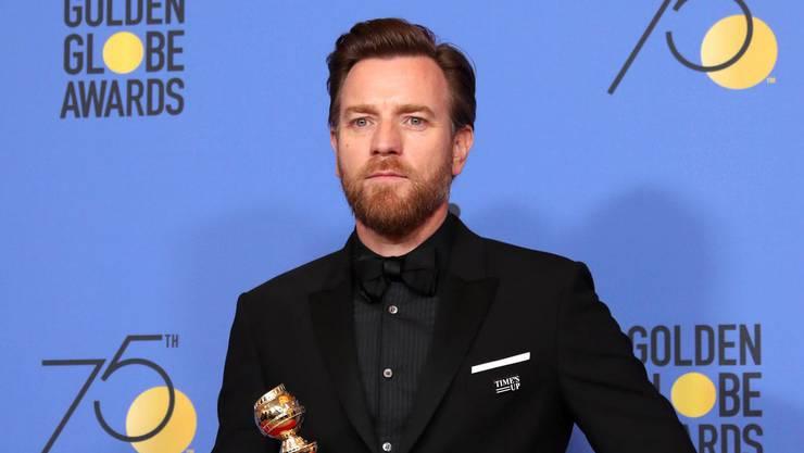 Bester Schauspieler TV-Film: Ewan McGregor, «Fargo»