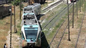 Die staatliche Eisenbahngesellschaft hat Milliarden-Schulden (Symbolbild)