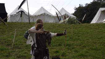 Das zweite Mittelalter-Spektakel in Wums