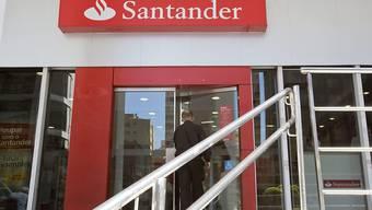 Durch diese Tür wird der frühere UBS-Manager Andrea Orcel nicht gehen. (Archivbild)