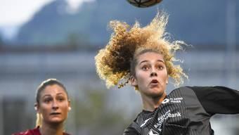 Am Samstag wollen die FCA-Frauen dem Frauenteam Thun Berner-Oberland die drei Punkte stehlen.