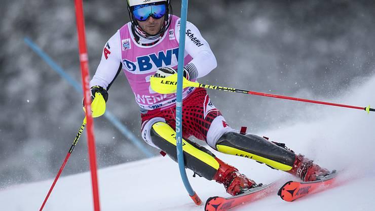 Marc Digruber muss lange aufs Skifahren verzichten