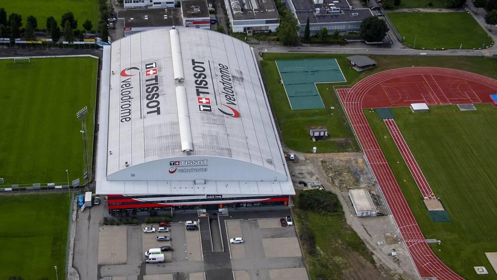 Die Elite-Bahn-Europameisterschaften 2021