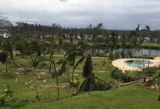 Zyklon «Pam» hat im März grosse Teile von Vanuatu verwüstet.