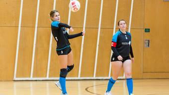 Die Frauen des STV Oberentfelden-Amsteg qualifizieren sich dank einem Sieg über Kreuzlingen für das Final4-Turnier.