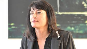Sieht sich als kompromissbereite Kämpferin: Caroline Mall im Regierungsgebäude in Liestal. Martin Töngi